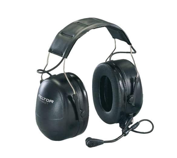 Peltor headsets