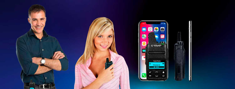 Go Lite Digital Retail Radio
