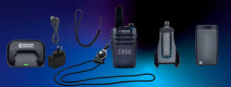 Go Pro DMR digital radio